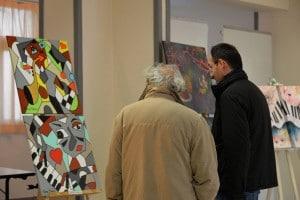 Exposition Des Artistes Et Peintres Saviniens, les 8, 9 et 10 Janvier 2016